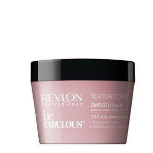 Revlon Be Fabulous Smooth Hair Anti-Frizz Mask, 200ml