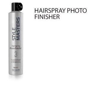 Revlon Style Masters Photo Finisher Hairspray 3