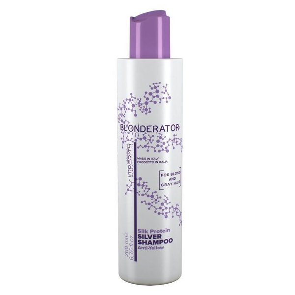 IMPERITY Blonderator Silver Shampoo, 200ml
