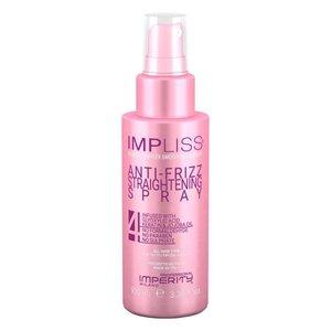 IMPERITY Impliss Anti-Frizz Straightening Spray 100ml