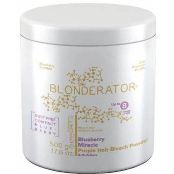IMPERITY Blonderator Blueberry Miracle Purple Hair Bleach Powder 500g