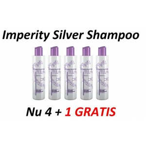IMPERITY Blonderator Silver Shampoo, 4 + 1 Gratis