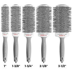 Thermal Brush Silver XL Series