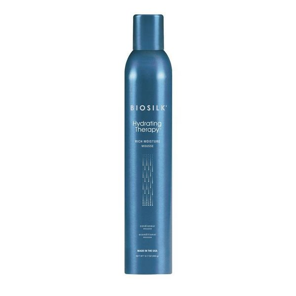 BIOSILK Hydrating Therapy Rich Moisture Mousse 360gr