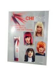 CHI COLOR SWATCH BOOK