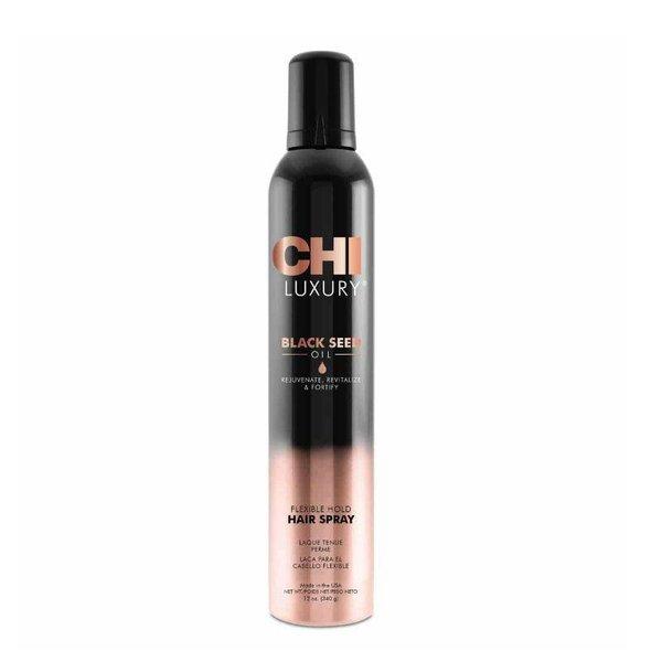 CHI Luxury Black Seed Oil Flexible Hold Hairspray 340gr