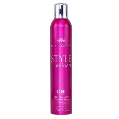 CHI Miss Universe Rock your Crown Hairspray, 284g