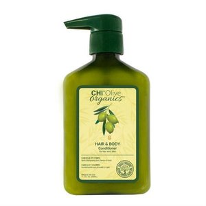 CHI Olive Organics - Hair & Body Conditioner, 340ml