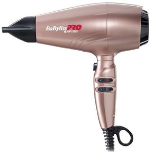 BaByliss Pro Rapido Haardroger BAB7000IRGE Limited Edition
