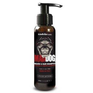 Goodfellas Smile Maddog Beard & Hair Shampoo100ml