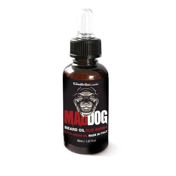 Goodfellas Smile Maddog Beard Oil 30ml