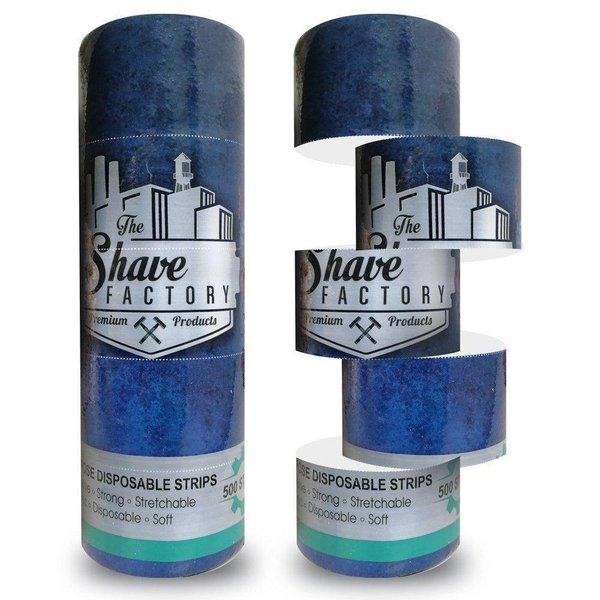 The Shave Factory Nek Papier
