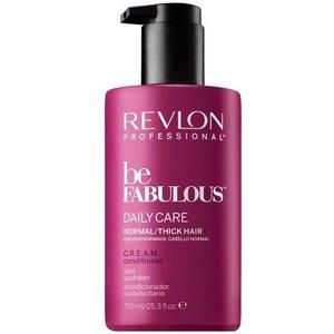 Revlon Be Fabulous  Normal Cream Condit. 750ml