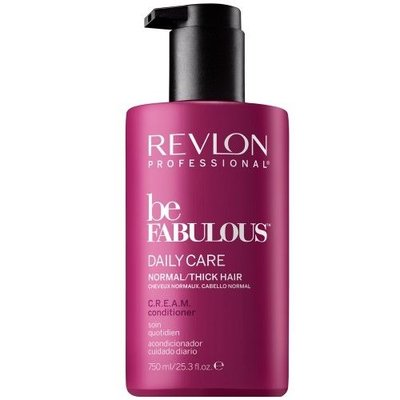 Revlon Be Fabulous Normal Cream Condit.750ml
