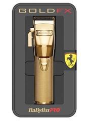 BaByliss Pro GOLDFX Tondeuse Lithium-ion FX7800GE Pro Artists