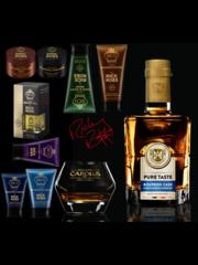 Rick Ross Luxury Set 2 Introductie Pakket RR
