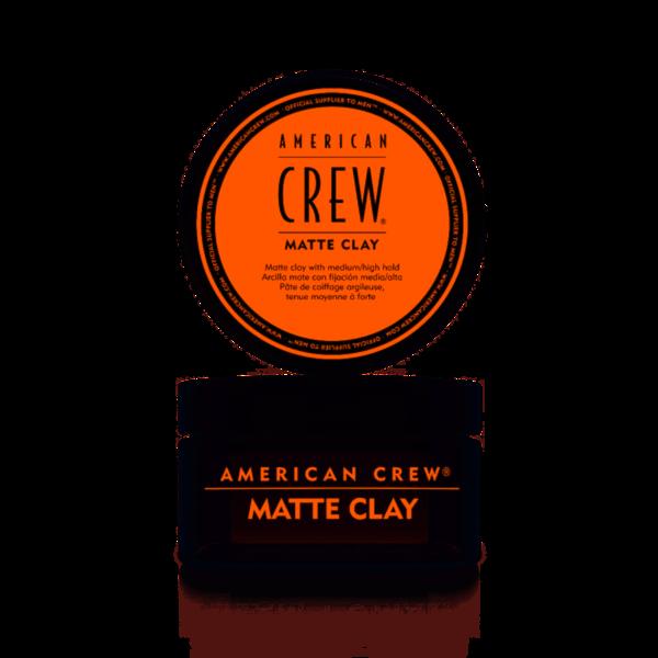 American Crew Matte Clay, 85gr