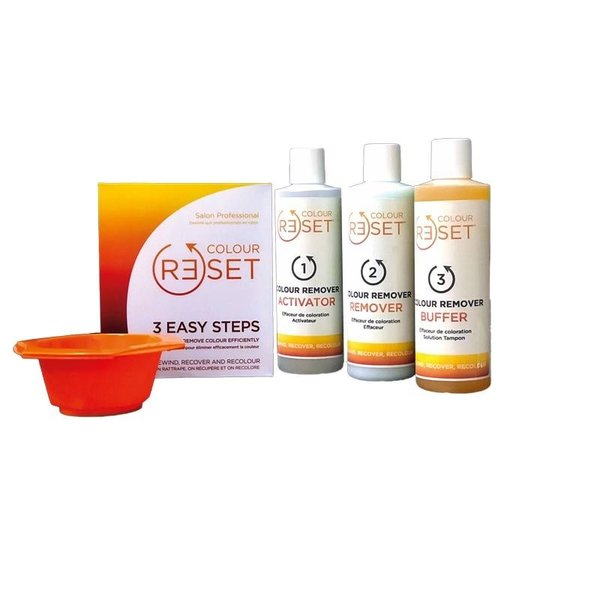 Colour Reset Colour Remover Kit
