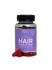 Beauty Bear Hair Vitamines Hair Vitamines, 60 Gummies