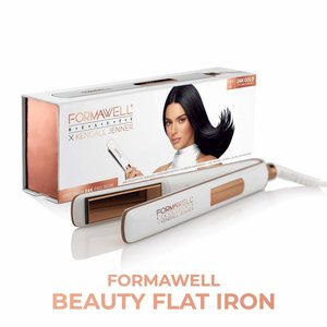 Formawell Beauty X Kendall Jenner 1 inch 24K Pro Stijltang