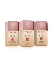 INOAR G.HAIR Keratin 3 x 250ml