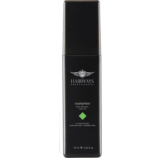 Hairways Hairspray Non Aerosol, 75 ml