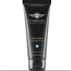 Hairways Hair & Body Wash, 100 ml