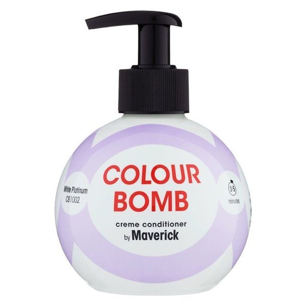 MAVERICK Colour Bomb White Platinum (CB1002)