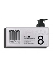 BARCODE Keratin Therapy Shampoo, 1000ml