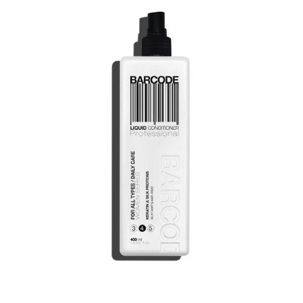 BARCODE Liquid Conditioner Sulphate & Salt Free , 400ml