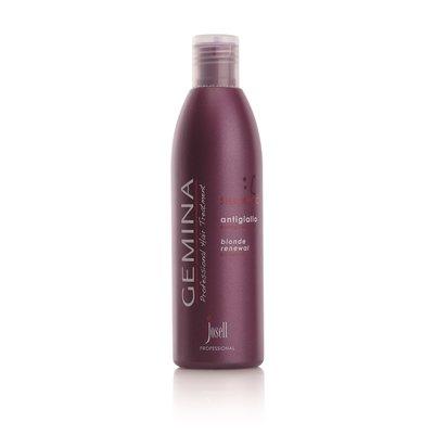 GEMINA Anti Yellow Shampoo, 300ml Blond Renewal