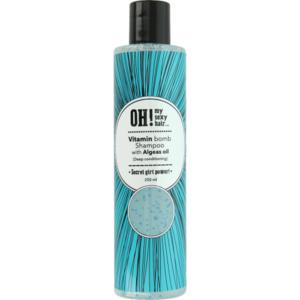 OH! My Sexy Hair Vitamin Bomb Shampoo with Algeas Oil, 250ml