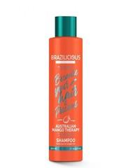BraziliCious Australian Mango Therapy Shampoo, 300ml