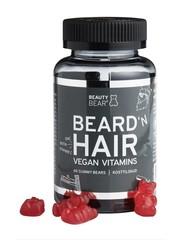 Beauty Bear Hair Vitamines Hair Vitamines, 60 Gummies - MEN