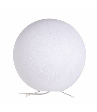 COTTON BALL LIGHTS Stehlampe - White