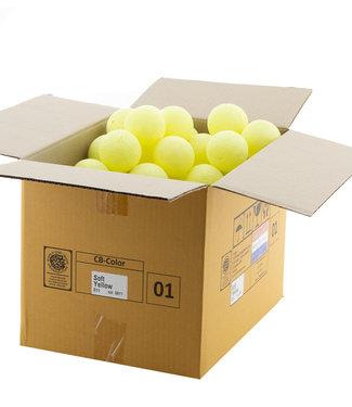 COTTON BALL LIGHTS Soft Yellow