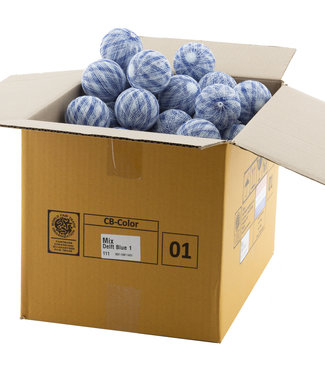 COTTON BALL LIGHTS Delfs Blue II