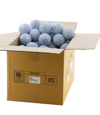 COTTON BALL LIGHTS Delfs Blue I