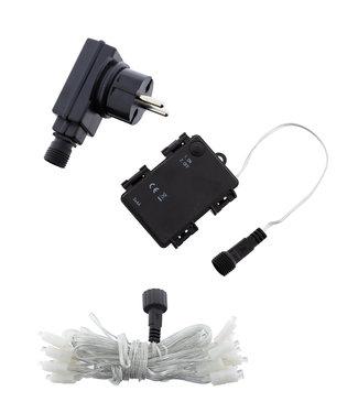 LUBANIDA String light 20L & Transformer & Battery pack