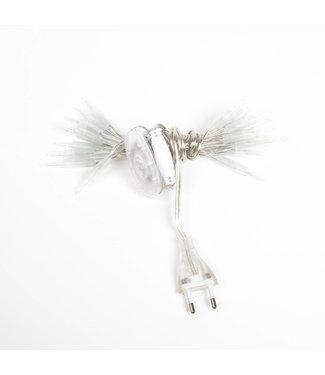 COTTON BALL LIGHTS Lightstring Plug - Loop EU
