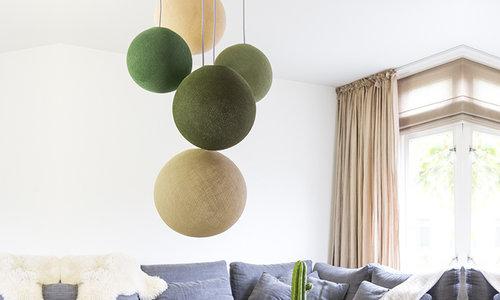 Vijfvoudige Hanglampen