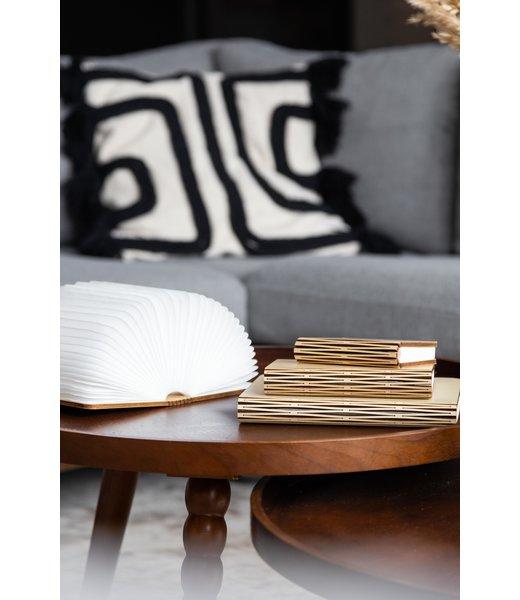 Book Lamp Maple Brown