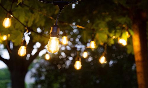 Patio Lichterketten