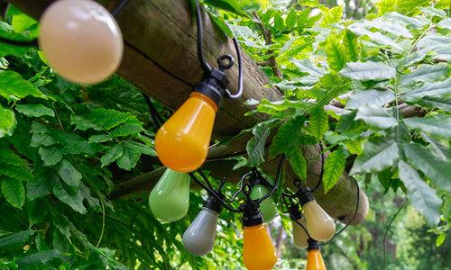 Regular Patio Edison Bulbs