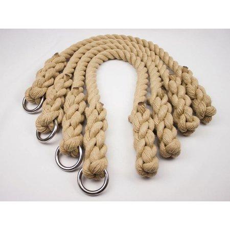 Set kurze Seile mit Ring