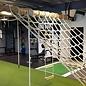 Climbing net polyhemp