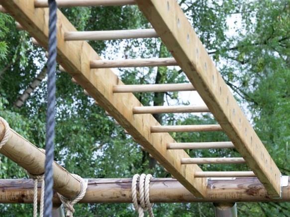 Monkey Bar Xtra 4 - 5 - 6 mtr | Outdoor