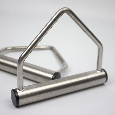 Triangle aus Edelstahl