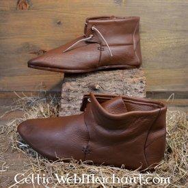 Marshal Historical mittelalterlich Knöchelhohe Schuhe