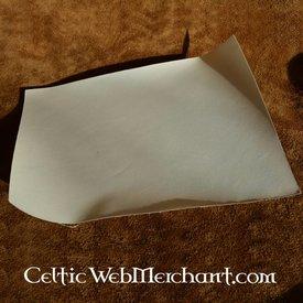 Pergament Blatt 20x15 cm